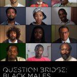 Question Bridge video installation banner