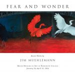 Fear and Wonder exhibition catalog cover
