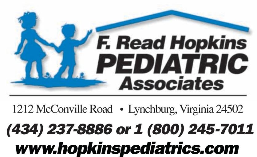F. Read Hopkins Logo