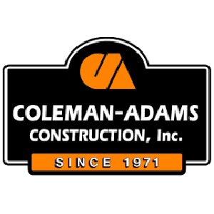 Coleman-Adams Logo